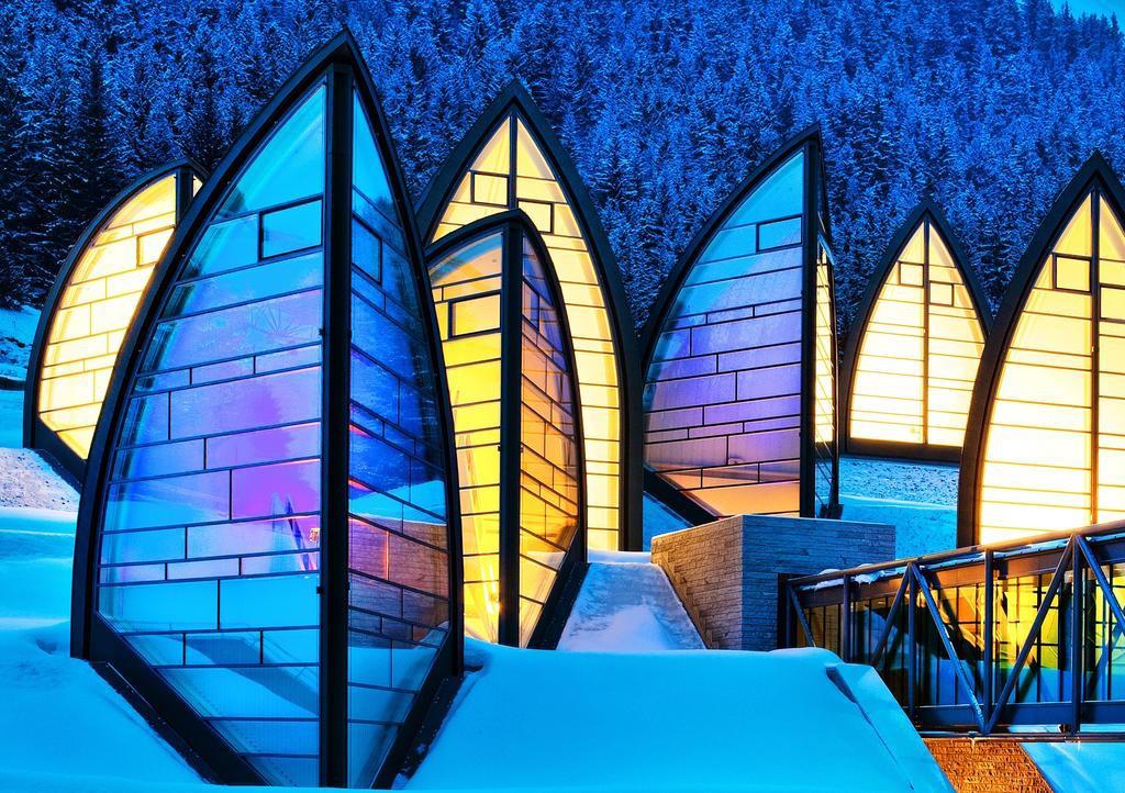 Unique Ski Hotels Around The World