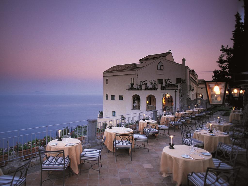 Unique Hotel In Italy Hotel Caruso Belvedere