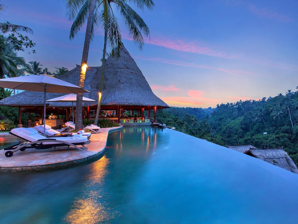 Unique hotel Viceroy Bali5, Indonesia