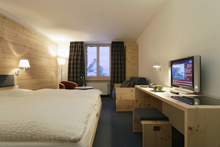 Unique hotel 3100 Kulmhotel Gornergrat1, Switzerland