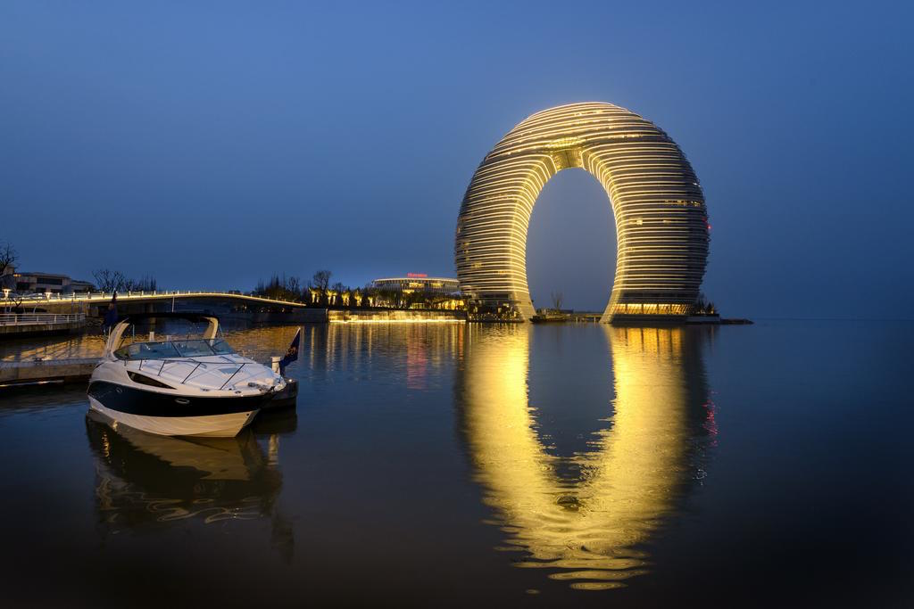 Unique hotel Sheraton Huzhou1, China