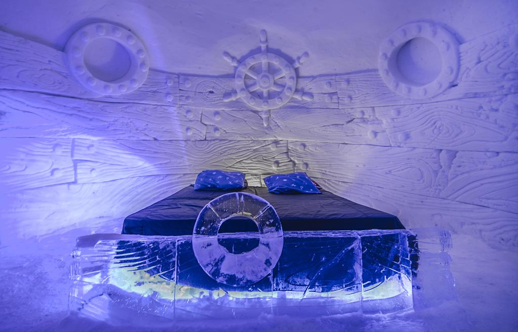 Unique hotel Kirkenes Snowhotel1, Norway