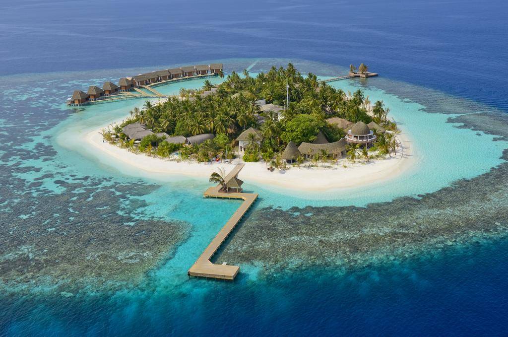 Unique hotel Kandolhu Island1, Maldives
