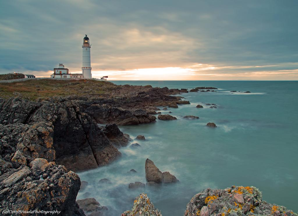 Unique hotel Corsewall Lighthouse4, Scotland