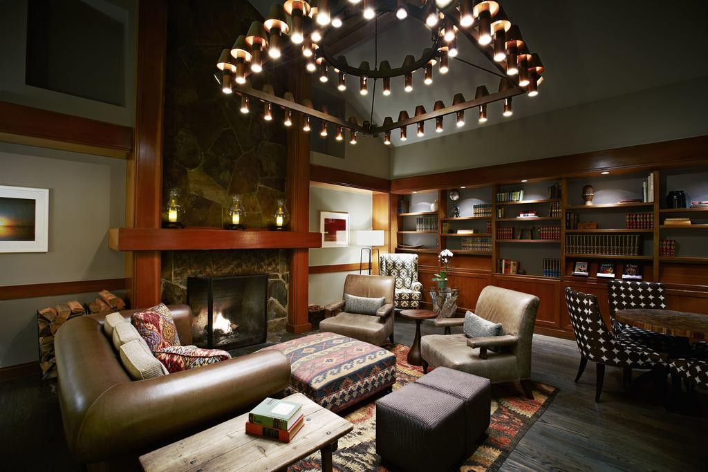 Unique hotel Salish Lodge And Spa6, United States