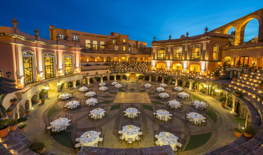 Unique hotel Quinta Real Zacatecas2, Mexico