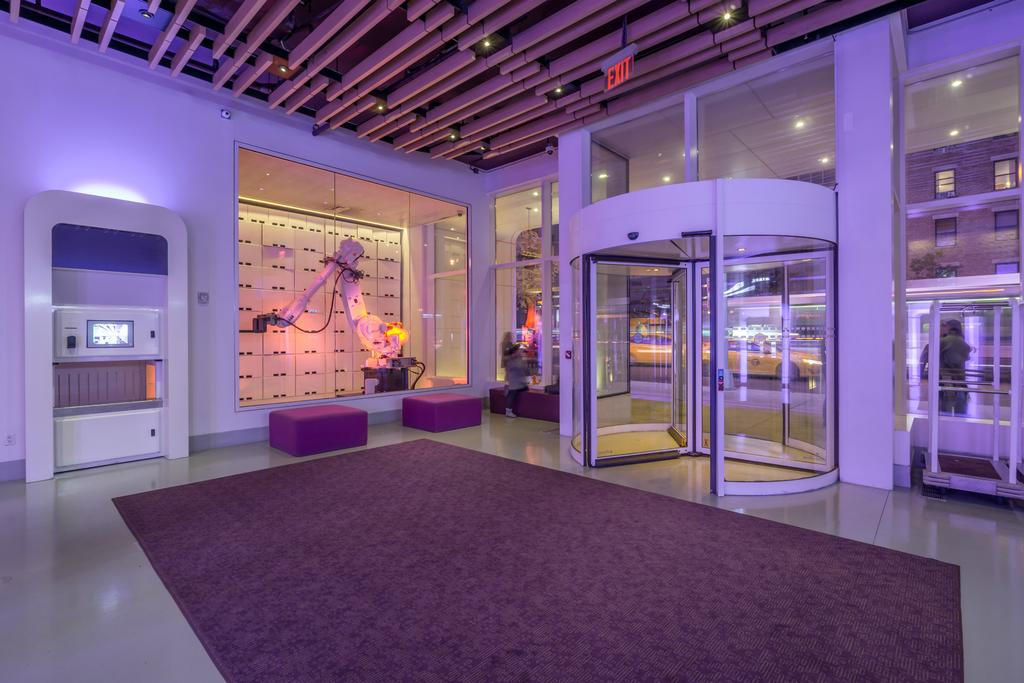 Unique hotel Yotel1, United States