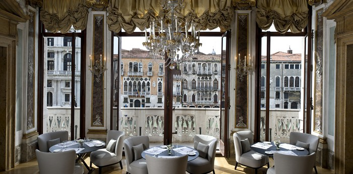 Unique hotel Aman Venice Grand Canal, Italy