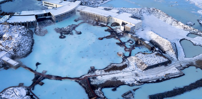 Unique hotel Blue Lagoon Iceland, Iceland