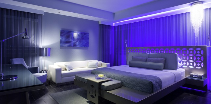 Unique hotel Yotel, United States