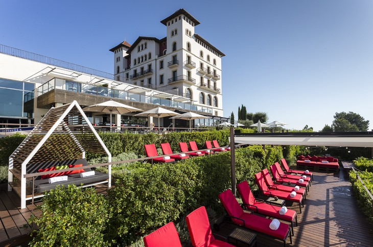 Unique Hotel Gran La Florida1 Spain