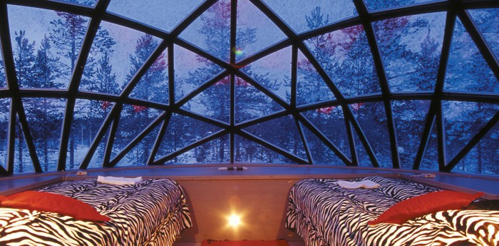 Unique Hotel Igloo Kakslauttanen Finland