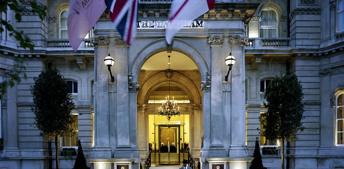Unique hotel Langham Hotel London, United Kingdom