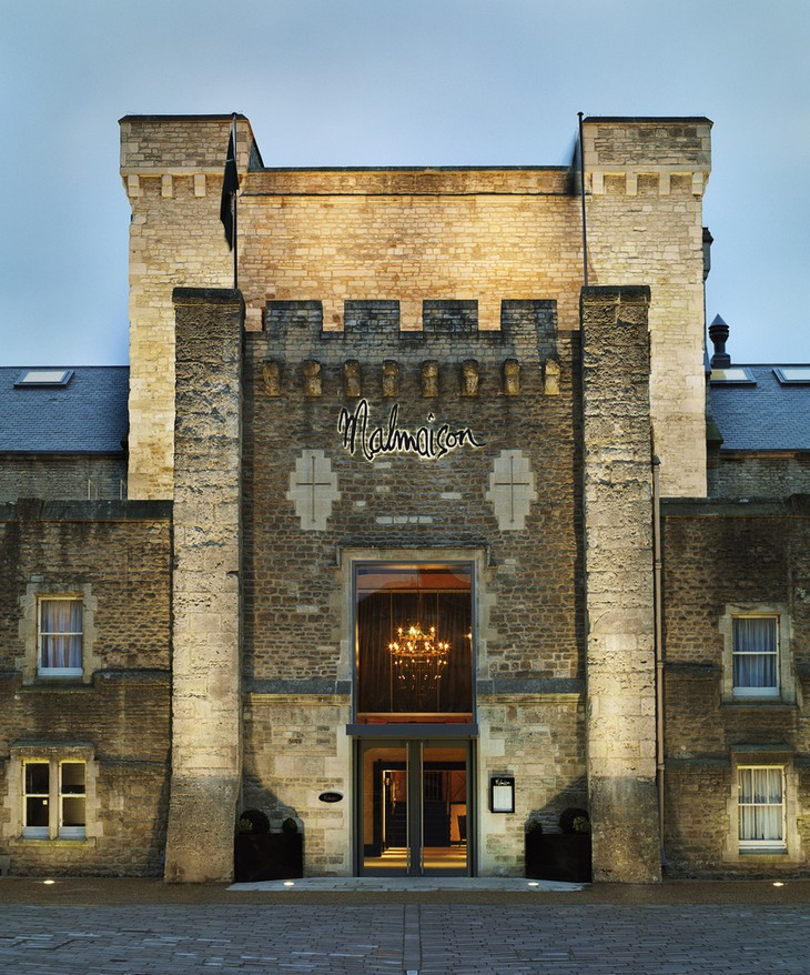 Unique hotel Malmaison Oxford5, United Kingdom
