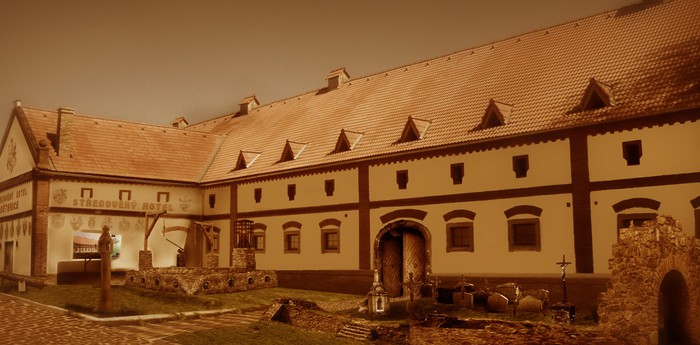 Unique hotel Medieval Hotel Detenice, Czech Republic