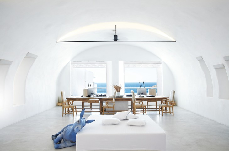 Unique hotel Mykonos Blu1, Greece