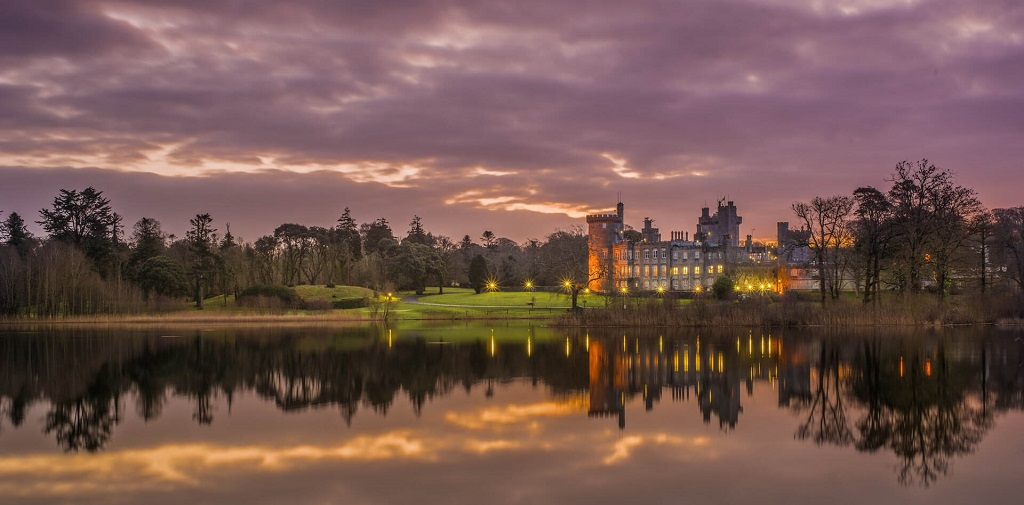 Unique hotel Dromoland Castle, Ireland