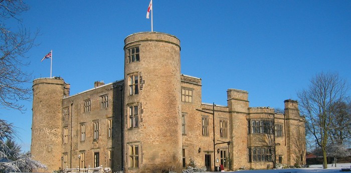 Unique hotel Walworth Castle Hotel, United Kingdom