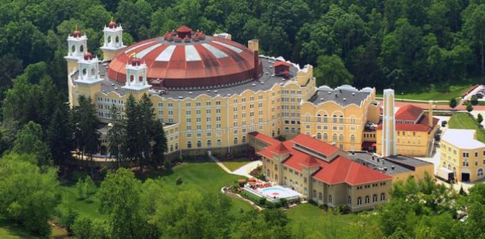 Unique hotel West Baden Springs, United States