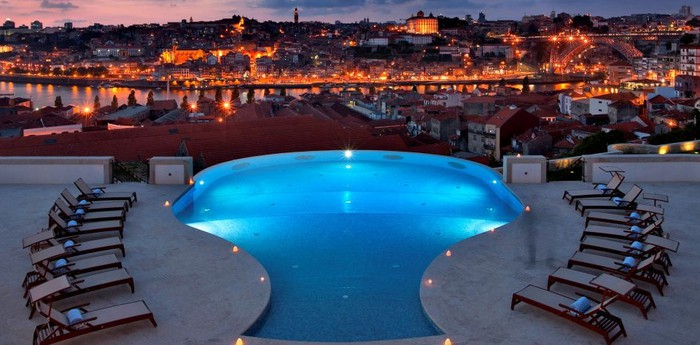 Unique hotel Yeatman Hotel, Portugal