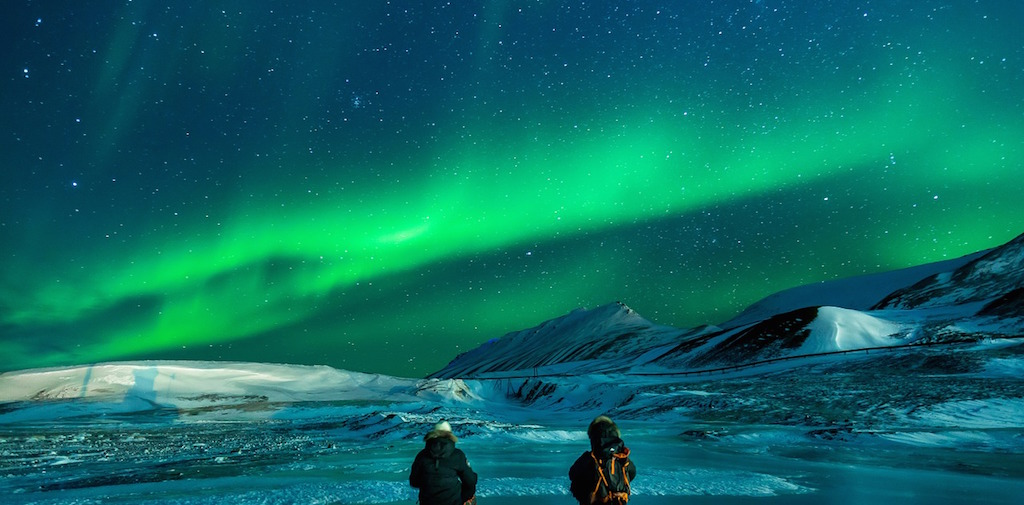 Unique hotel Best hotels to see Northern Lights