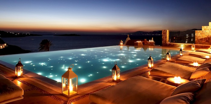 Unique hotel 7 best swimming pools in Europe